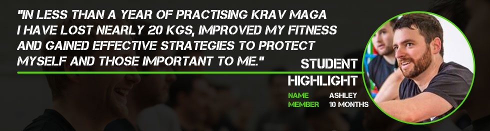 Krav Maga - Ashley